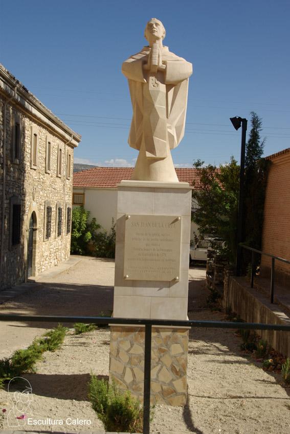 San Juan de la Cruz monumento