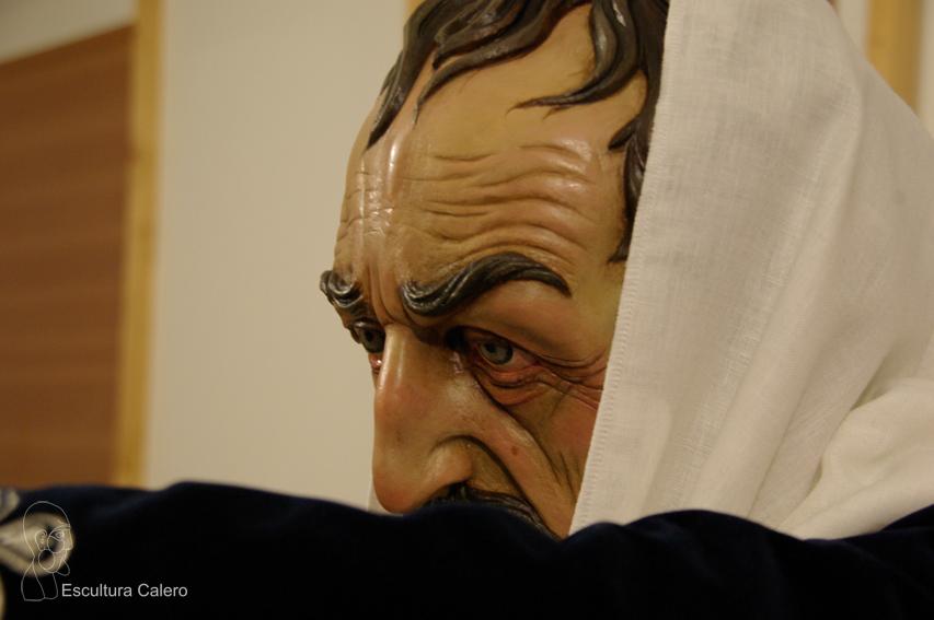 Detalle retrato sanedrita
