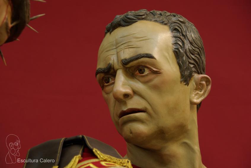 Detalle rostro Romano