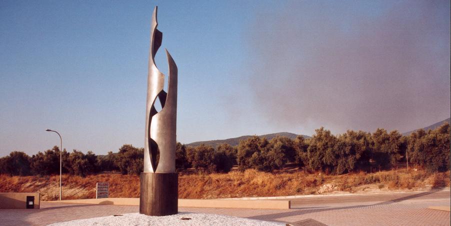 Monumento a las energias renovables 1