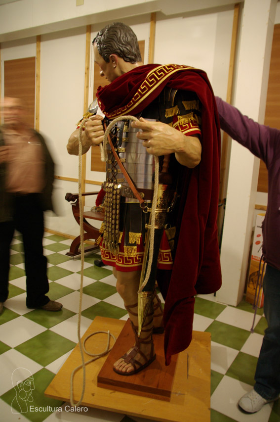 Romano vestido