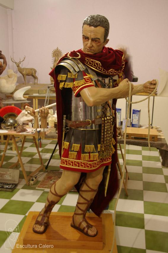 soldado romano im225gen secundaria escultura calero