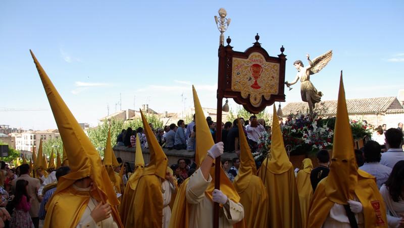 Banderín para La Santa Cena de Linares